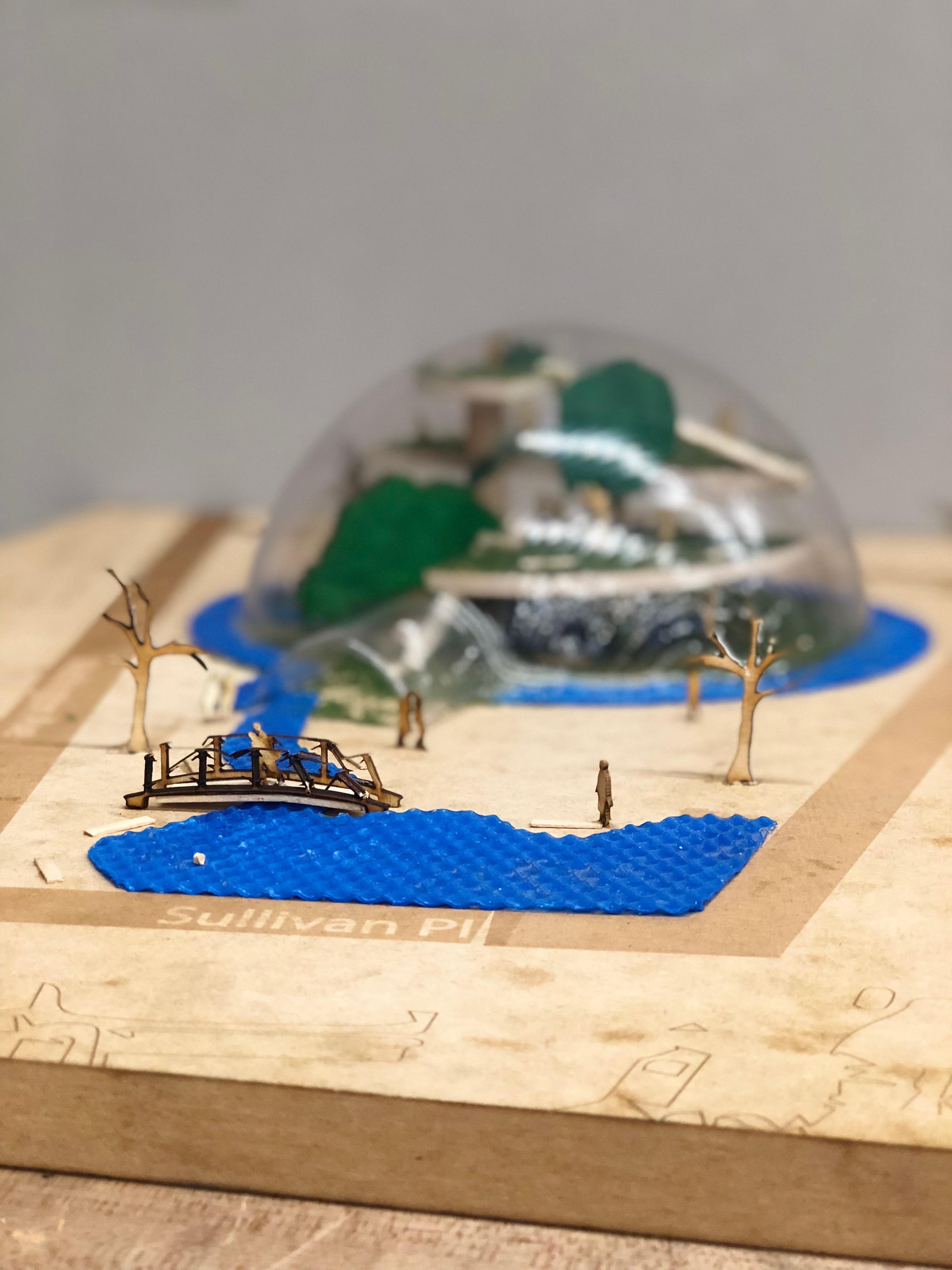 Constructed Environments Studio: BRIDGE IV