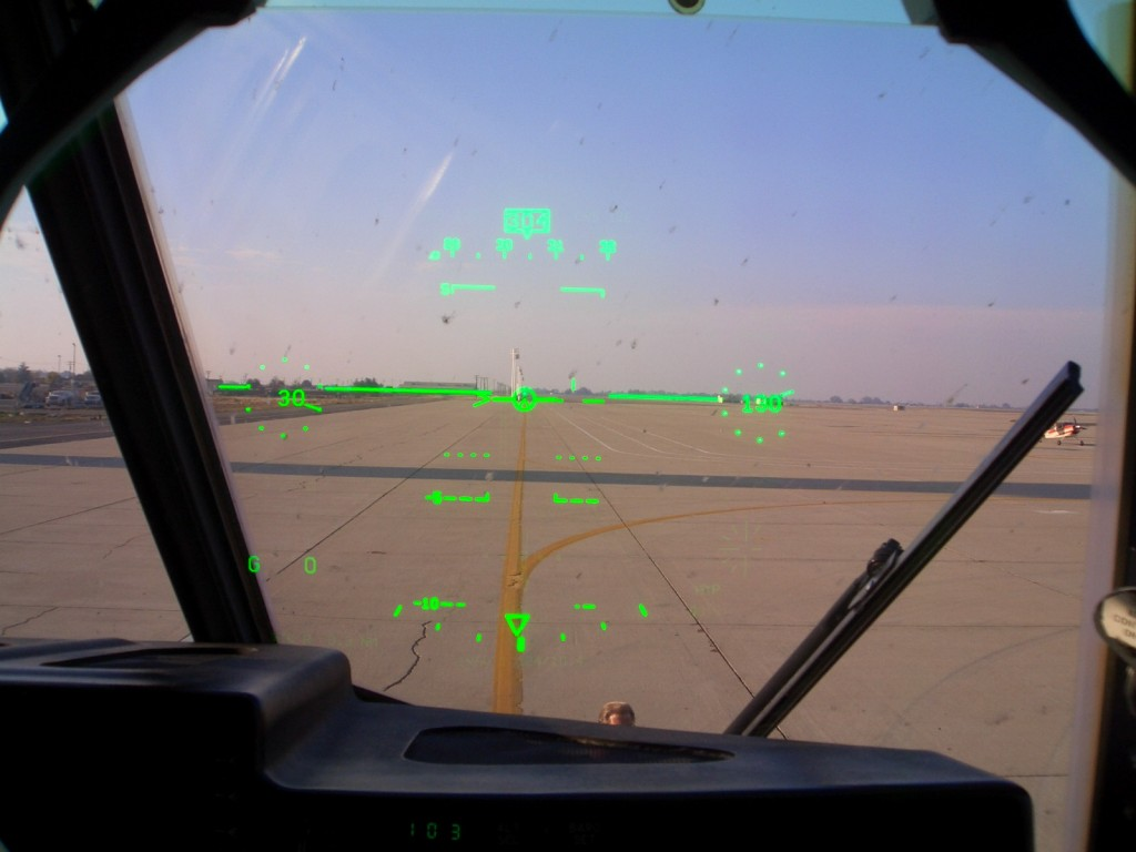 C-130J_Co_Pilot's_Head-up_display