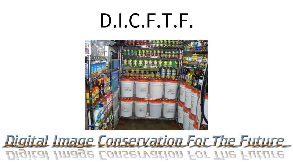 D.I.C.F.T.F. presentation