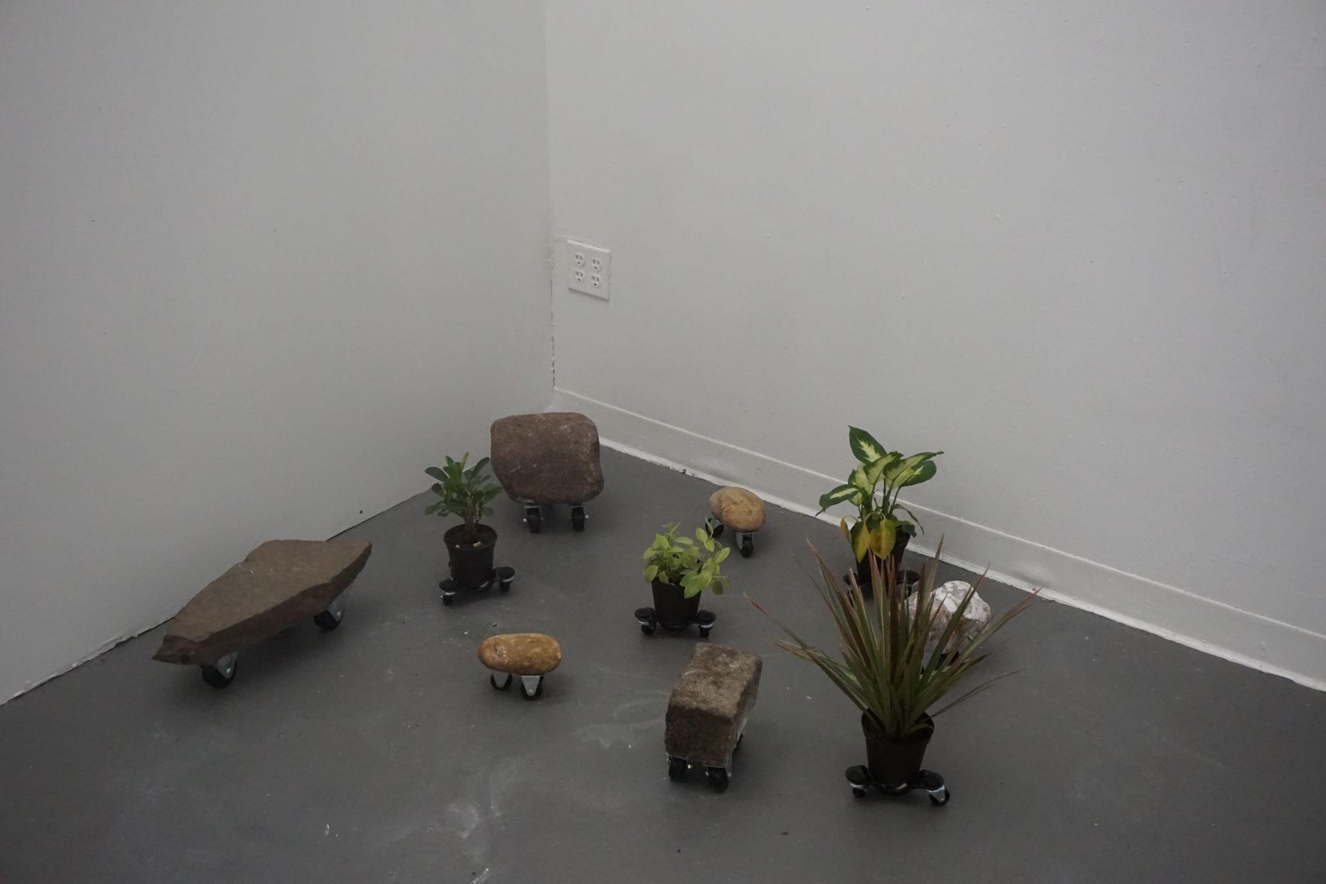 Mobile Garden – Interactive Sculpture