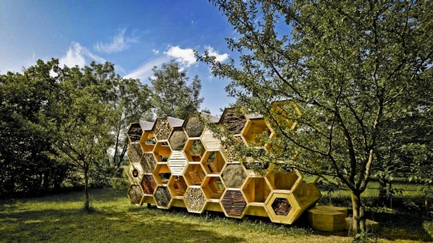 K-abeilles Hotel for Bees