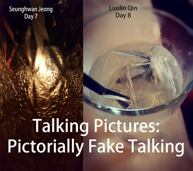 Talking Pictures: Pictorially Fake Talking Your Reality