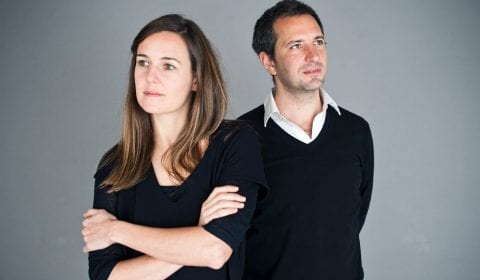 Adrien M & Claire B – Interactive Installation