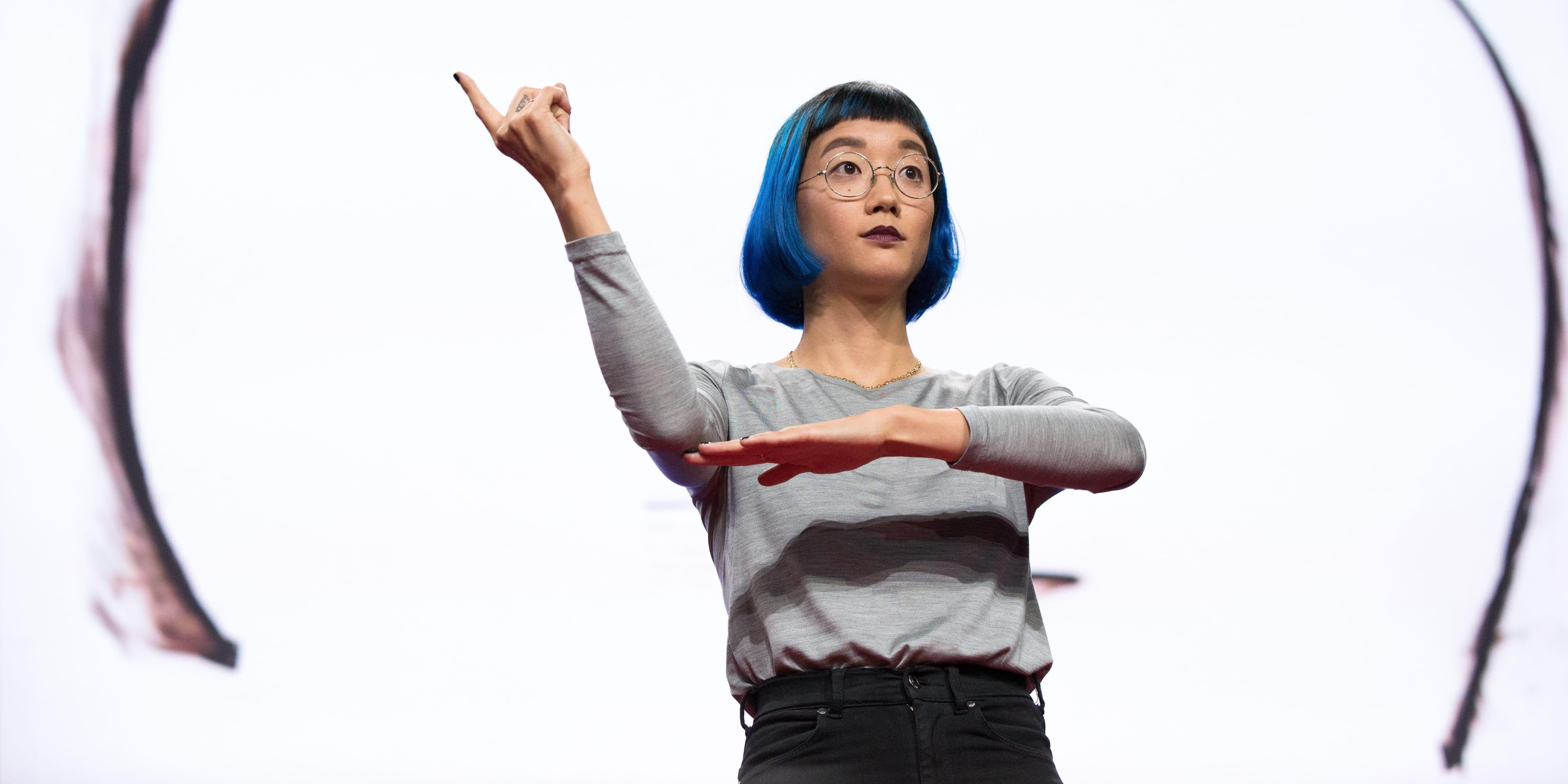 Christine Sun Kim – Sound