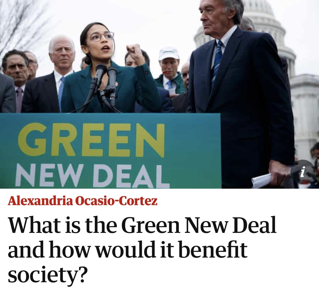 What is the Green New Deal and who would it benefit society #sustainable system