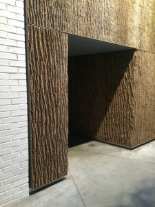 One Wall, Two Materials