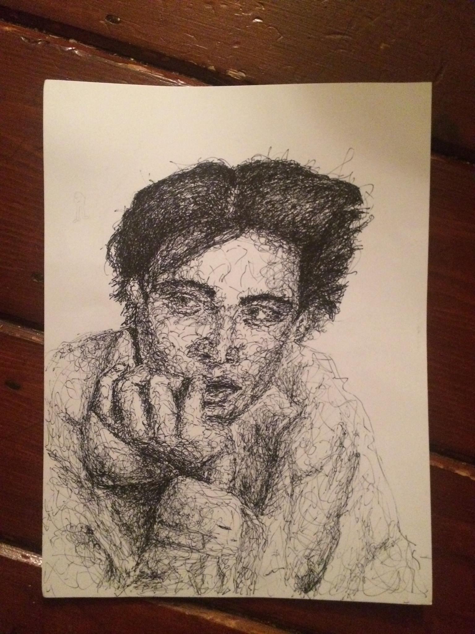 Portraits of Johnny