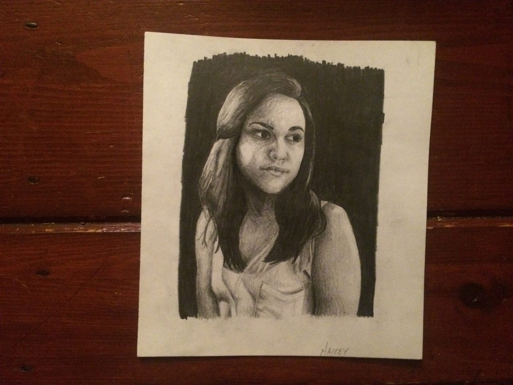 Portrait of Suzy