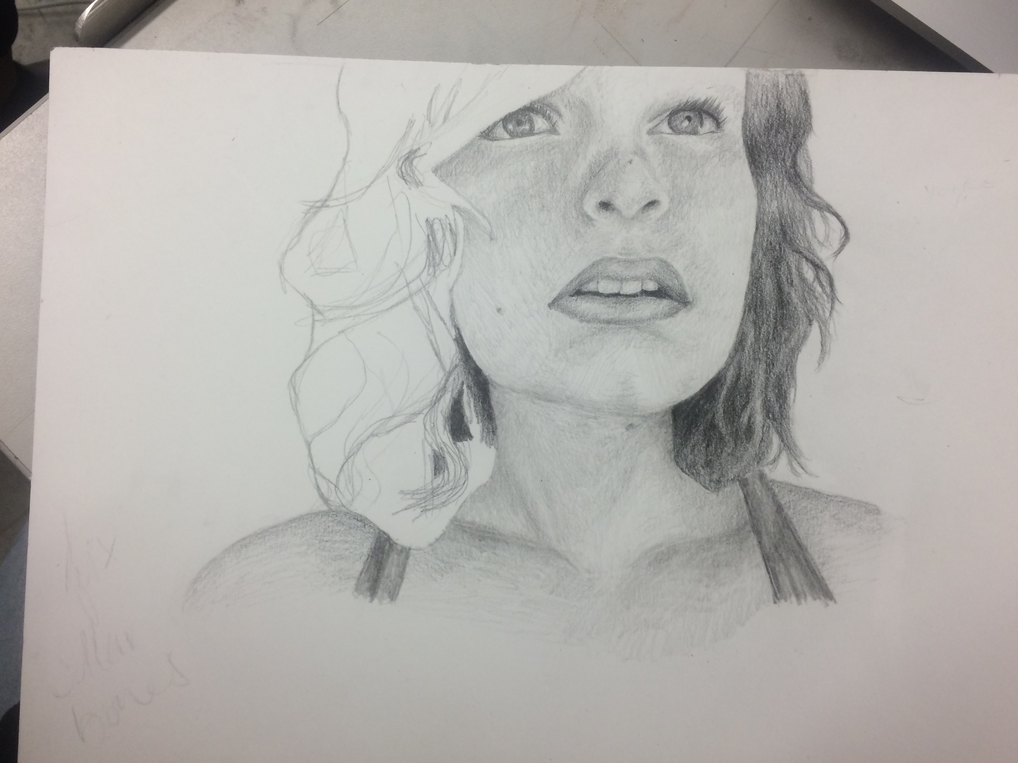 Self Portrait (PROGRESS)
