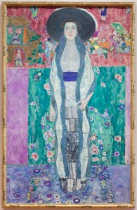 Gustav Klimt is also my favorite artist of the time, which inspired me.