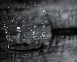 Sometimes, I enjoy listening to the rain in silence.