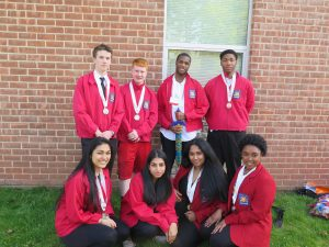 Image of SkillsUSA students