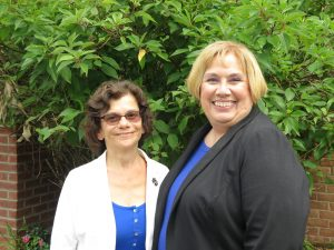 New board members Zugibe and Pitruzzella