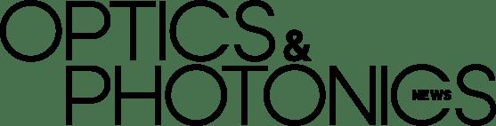 Optics & Photonics News logo