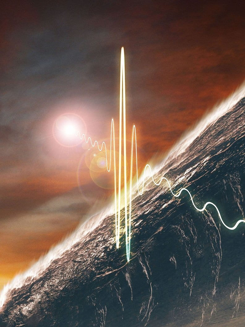 Generation and Control of Optical Rogue Waves