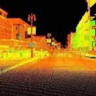 Hybrid Dispersion Laser Scanner