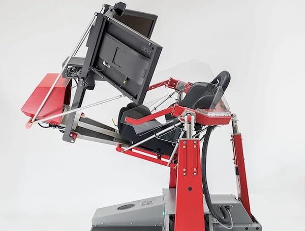 Driving Simulator with Virtual Reality