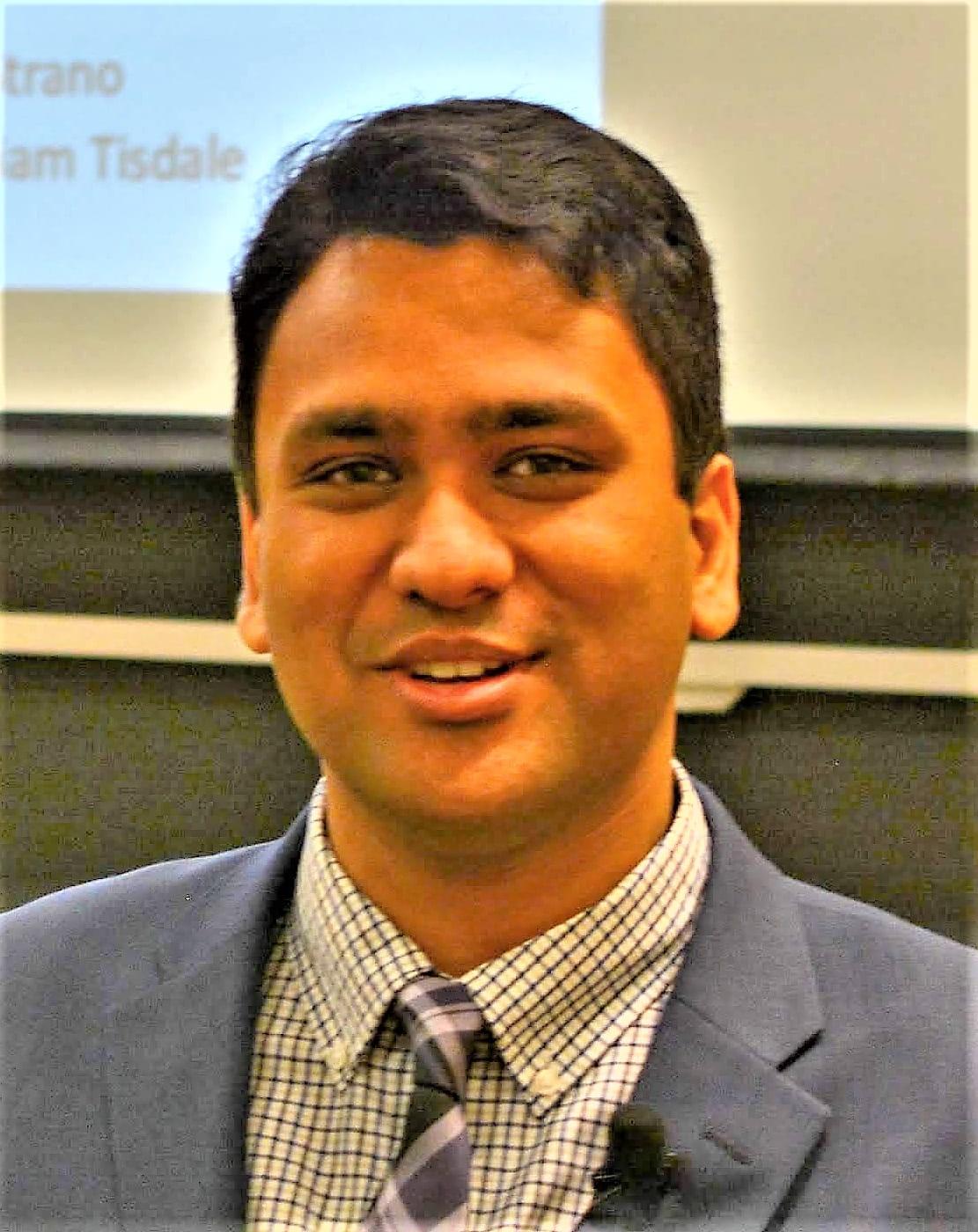 Dr. Ananth Govind Rajan