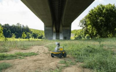 Robot bridge inspectors more reliable than people, UW researchers say