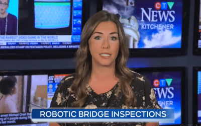 Robots make bridge inspections safer and cheaper, says researchers