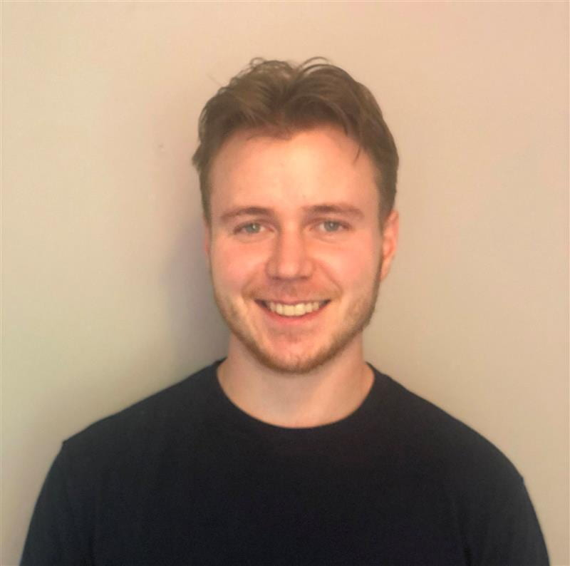 Jake Frazer McLaughlin, BASc (2020, Western University)