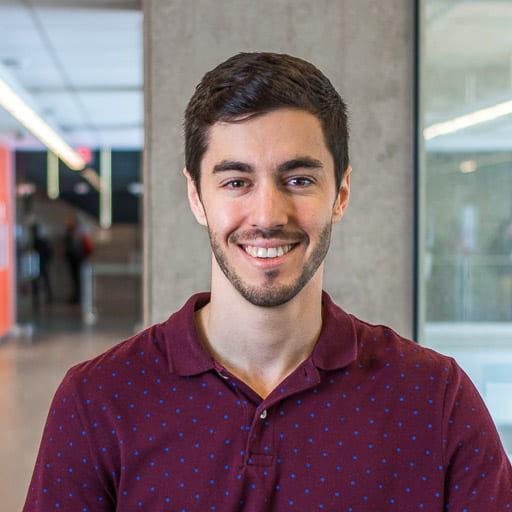 Nicholas Charron, BASc (2016, University of Waterloo)