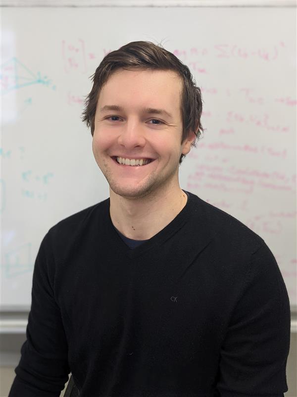 Alexander Thoms, BASc (University of Waterloo, Canada, 2018)