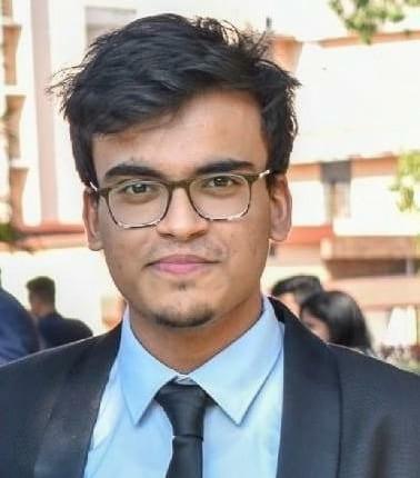 Rishabh Bajaj, B.Tech (2020, National Institute of Technology, Rourkela)
