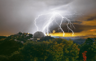 Lick Observatory honored by National Weather Service