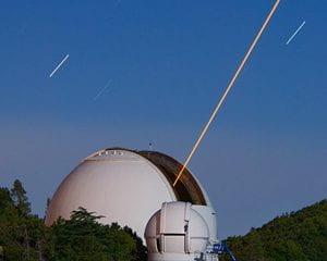 Lick Observatory celebrates 50th anniversary of Shane Telescope