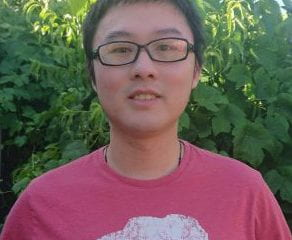 SCIPP and Physics PhD student, Yuzhan Zao, receives Graduate Instrumentation Research Award