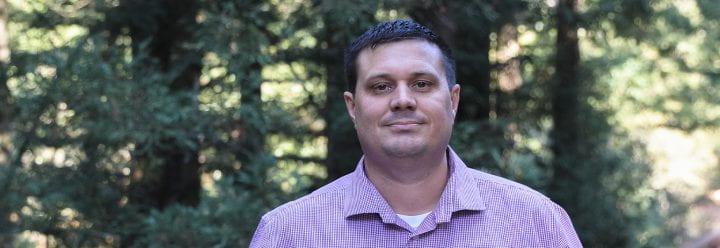 Portrait of UC Santa Cruz Professor of Chemistry & Biochemistry John MacMillan