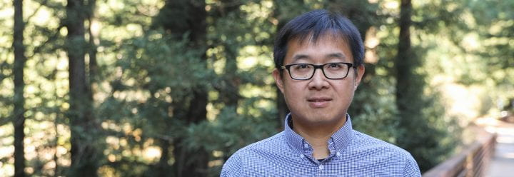 Portrait of UC Santa Cruz Professor of Chemistry & Biochemistry Yat Li