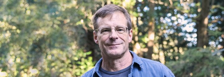 Portrait of UC Santa Cruz Professor of MCD Biology Grant Hartzog