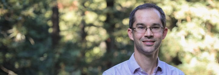 Portrait of UC Santa Cruz Professor of Earth & Planetary Sciences Matthew Clapham