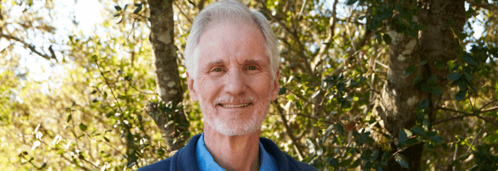 Portrait of John Thompson