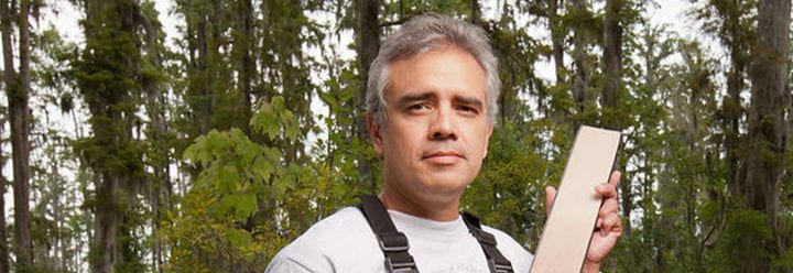 Portrait of UC Santa Cruz Professor of Earth & Planetary Sciences James Zachos