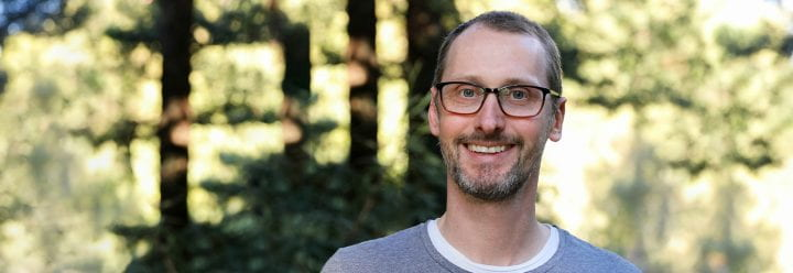 UC Santa Cruz Biologist Jordan Ward