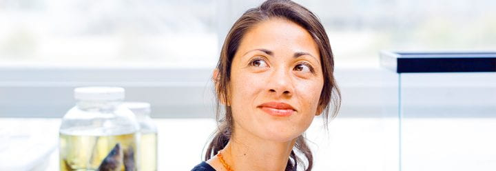 Portrait of UC Santa Cruz Associate Professor of Ecology & Evolutionary Biology Rita Mehta