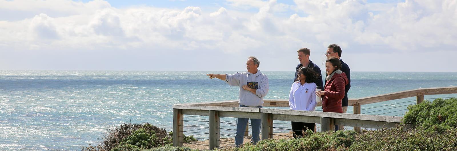 Future Leaders in Coastal Science Award