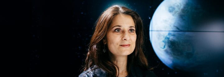 Portrait of UC Santa Cruz Professor of Astronomy & Astrophysics Natalie Batalha