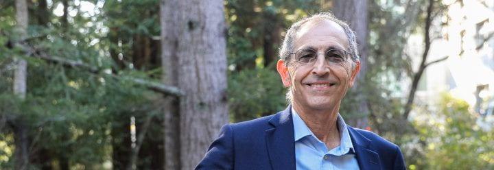 Portrait of UC Santa Cruz Professor of Chemistry & Biochemistry Ilan Benjamin