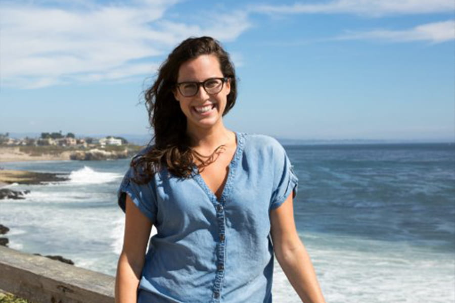 Switzer Environmental Fellowship awarded to ecology Ph.D. student Melissa Cronin