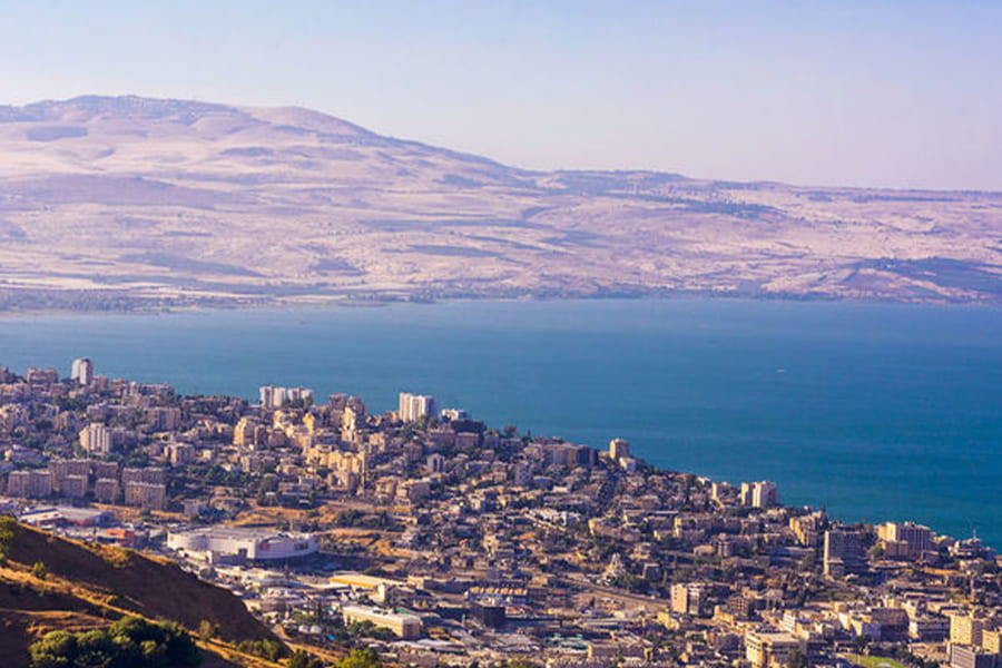 Sea of Galilee earthquakes triggered by excessive water pumping