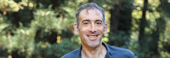 Portrait of UC Santa Cruz Professor of Earth & Planetary Sciences Francis Nimmo