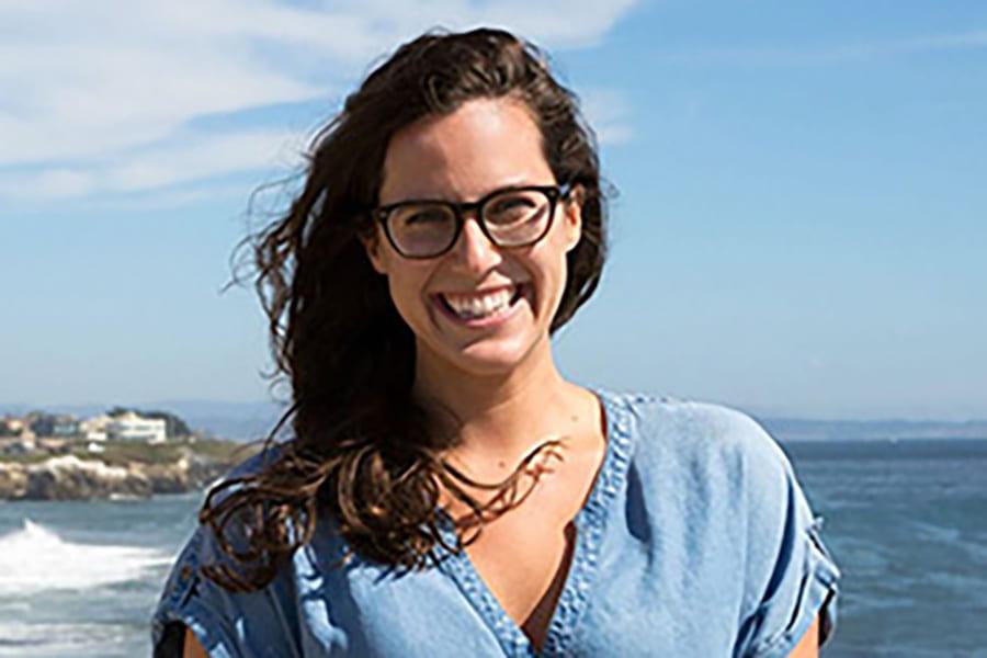 Grad student Melissa Cronin wins Seafood Sustainability Contest