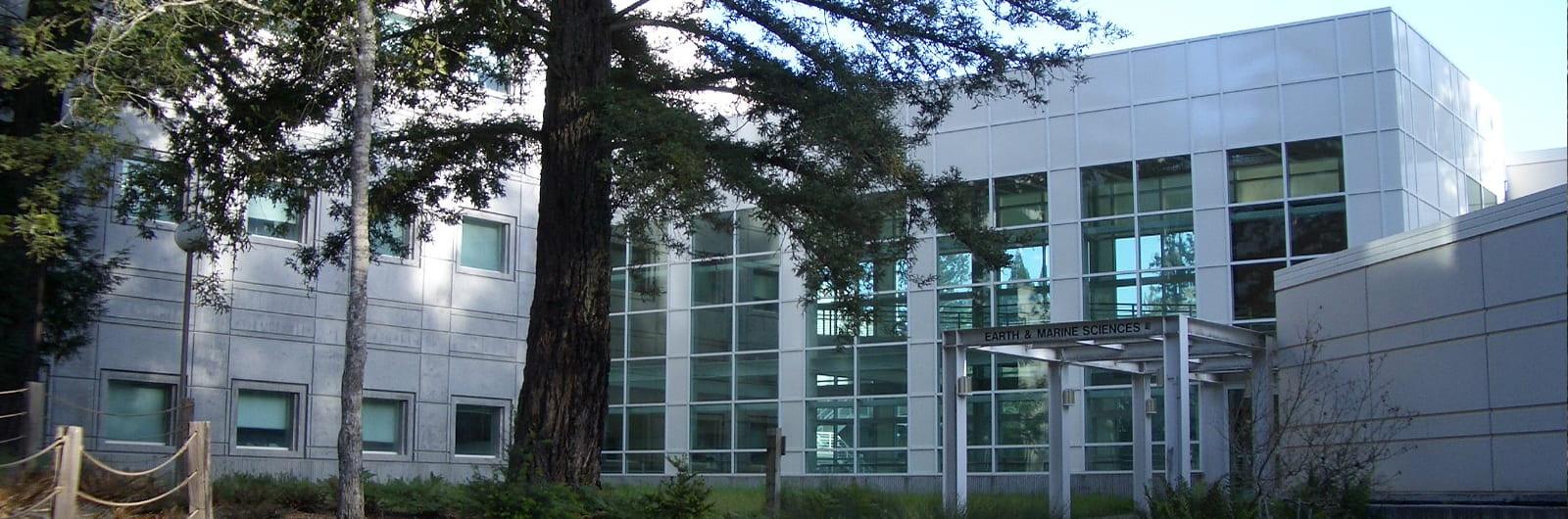 Earth & Marine Sciences Building (EMS)