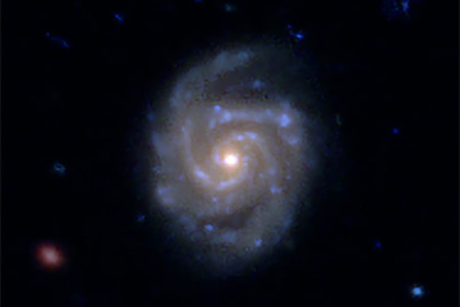 Powerful new AI technique detects & classifies galaxies in astronomy image data