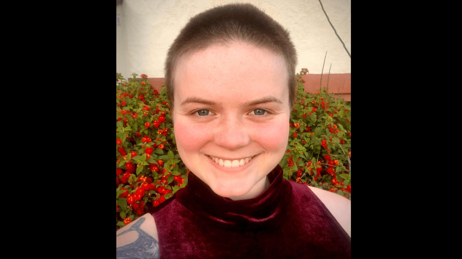 Portrait of Olivia Ross