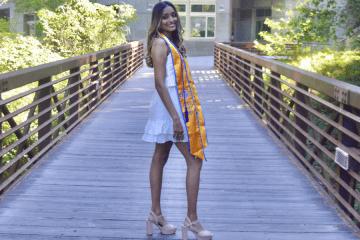Student Spotlight: Sneha Jariwala